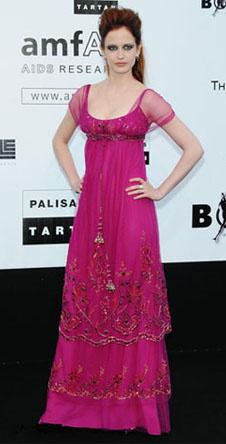Ева Грин в Christian Dior