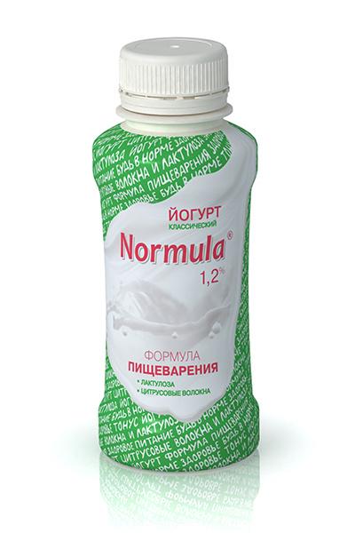 Хорошее пищеварение: секрет от Normula