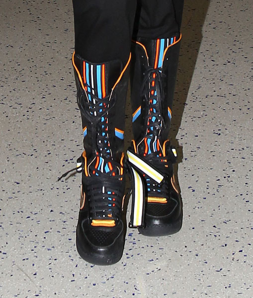 Ботинки Nike + Riccardo Tisci Air Force