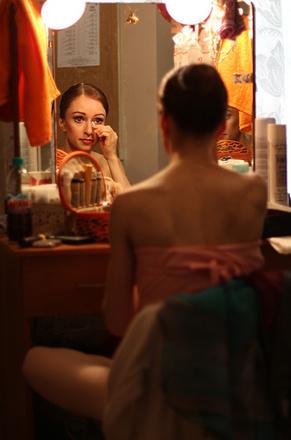 Елена Воробьева, балерина, фото