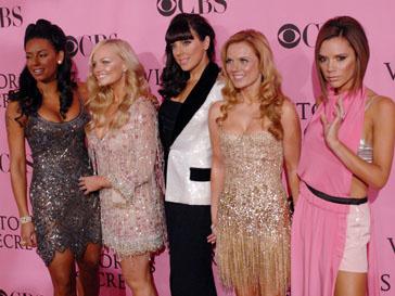 Spice Girls в полном составе