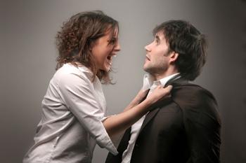 Когда человеку чувства к кому-то другому приносят страдания, то ни о какой любви тут речи быть не может