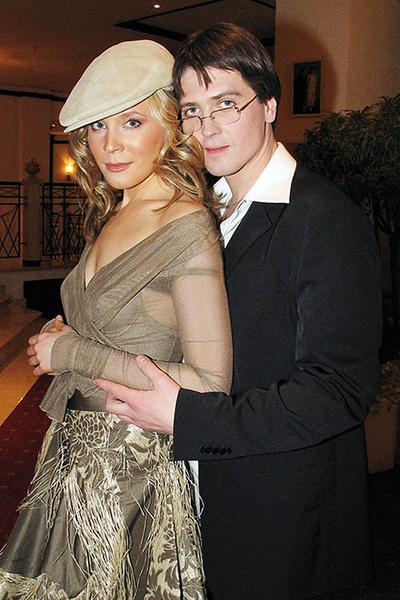 Мария Куликова и Денис Матросов фото