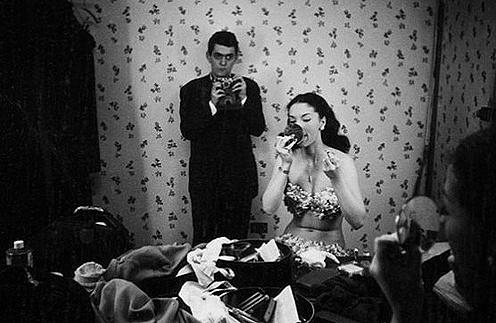 Выставка фотографий Стэнли Кубрика