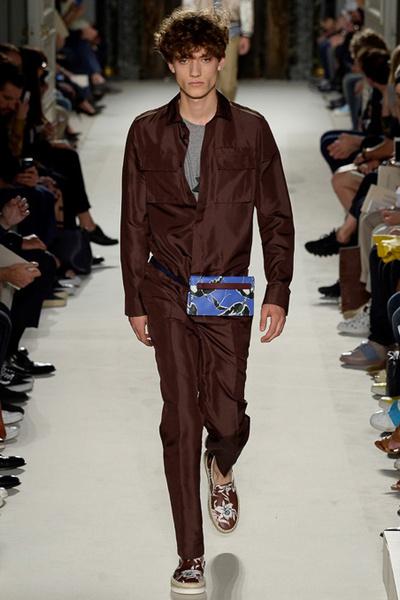 Неделя мужской моды в Париже: лучшие показы | галерея [1] фото [28]