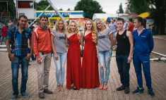 Один в один: в Уфе прошел фестиваль близнецов – 2015