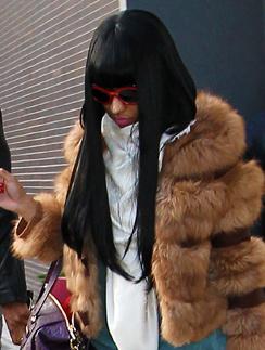 Ники Минай (Nicki Minaj)