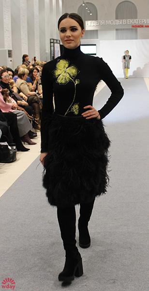 Дизайнер Татьяна Бочкарева, Неделя моды в Екатеринбурге