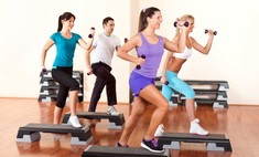 Степ аэробика - эффективный фитнес комплекс