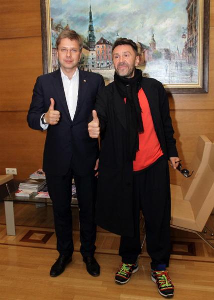 Шнуров нашел нового солиста для своей группы