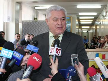 Владимир Воронин презвал бойкотировать референдум