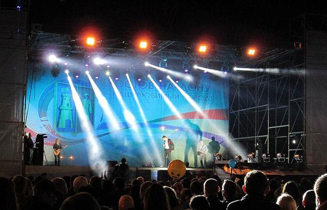 День города в Ростове: праздничная программа