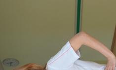 В Красноярске выбрали «Самую красивую девушку в белом халате»