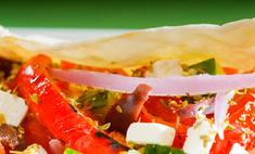 Критяне приготовили рекордный салат