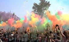 Фестиваль красок в Иркутске: найди себя на фото