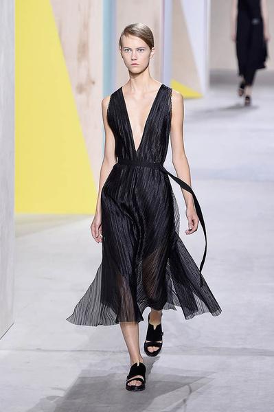Неделя моды в Нью-Йорке: день девятый | галерея [2] фото [10]