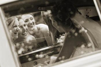 Свадебное фото Brian Dorsey.