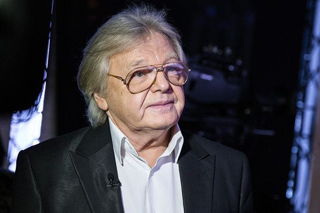 Юрий Антонов, фото