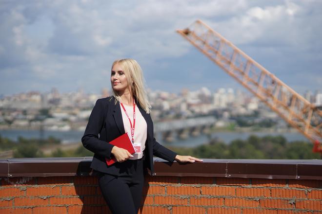 Зоя Левковская, специалист по недвижимости