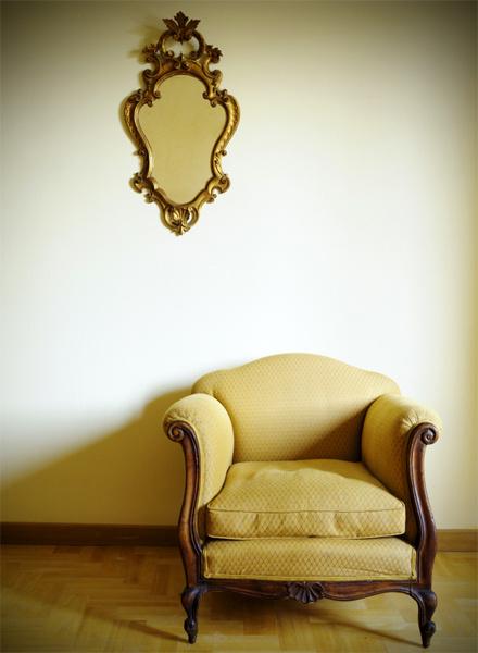 Золотая мебель