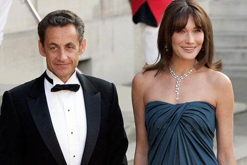 Николя Саркози, Карла Бруни