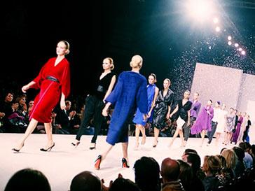 Lena Vasilyeva покажет Парижу русский стиль