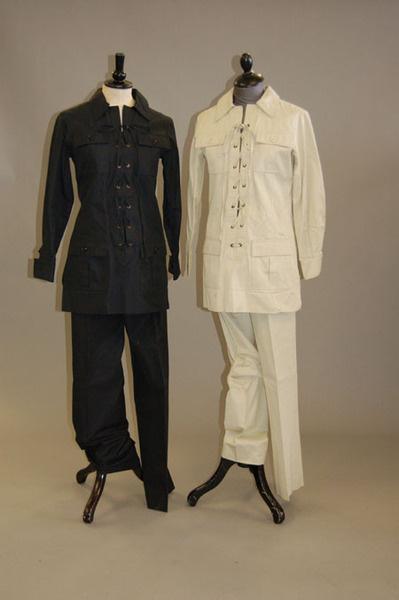 Пиджаки «сафари», Yves Saint Laurent, 1968