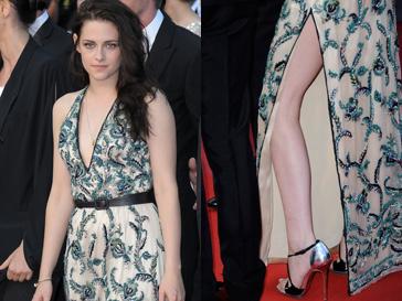 """Кристен Стюарт (Kristen Stewart) на премьере фильма """"На дороге"""" в Каннах"""