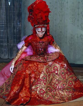 Мадонна в фотосессии Стивена Кляйна