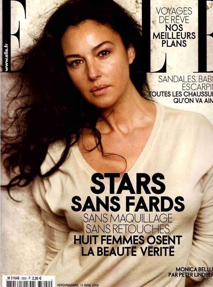 Elle France, апрель'09 (П. Линдберг)