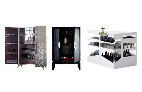 бар, домашний бар, дизайн столовой, мебель для столовой