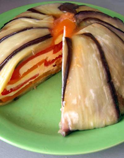 Блюда из баклажан фото иы