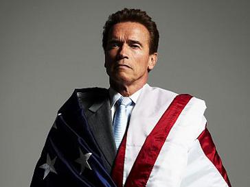 Арнольд Шварценеггер (Arnold Schwarzenegger) оставил себе только Ленина