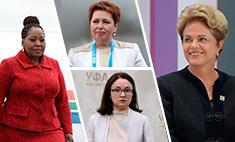 Мода на саммитах в Уфе: фэшн-образы женщин-политиков