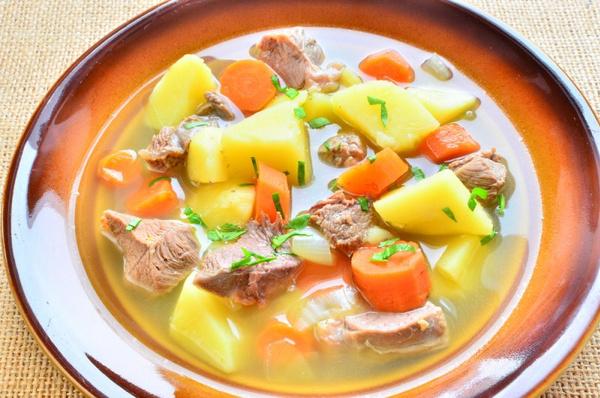 Шулюм из баранины: рецепт
