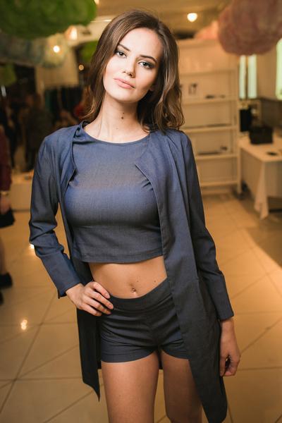 Anna Sarkisova весна-лето 2016