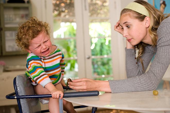 Детские истерики, фото