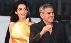 Амаль Клуни наняла в стилисты бойфренда Гальяно