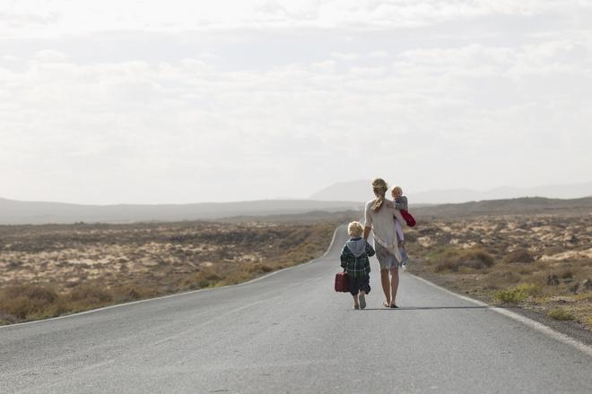 Отпуск для многодетной мамы
