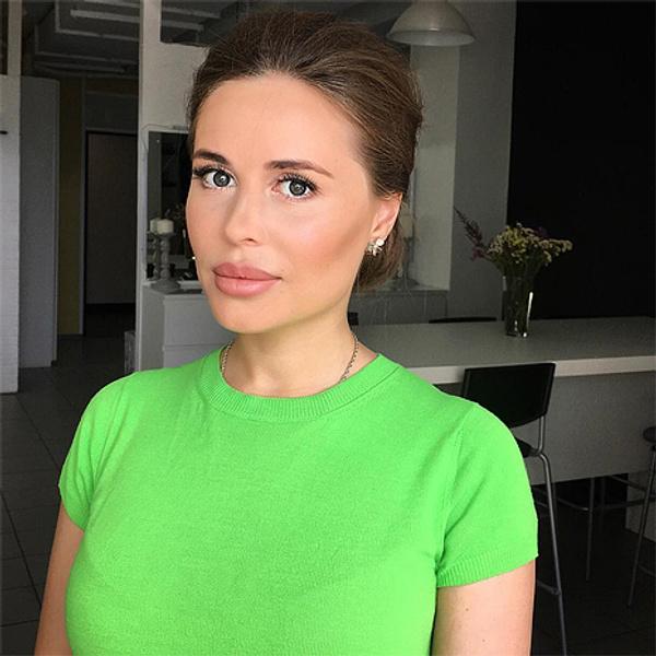 Актриса Юлия Михалкова в студии красоты «Рапунцель», фото
