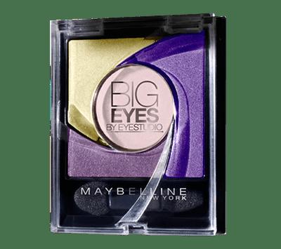 Maybelline, Big Eyes Тени для век, 05, 299 рублей