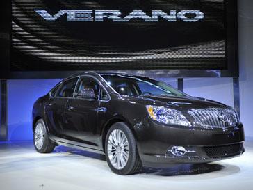 Buick Verano - новое творение General Motors
