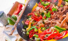 Жареная говядина: готовим по-тайски