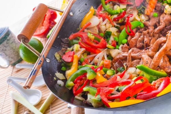 Рецепты тайской говядины