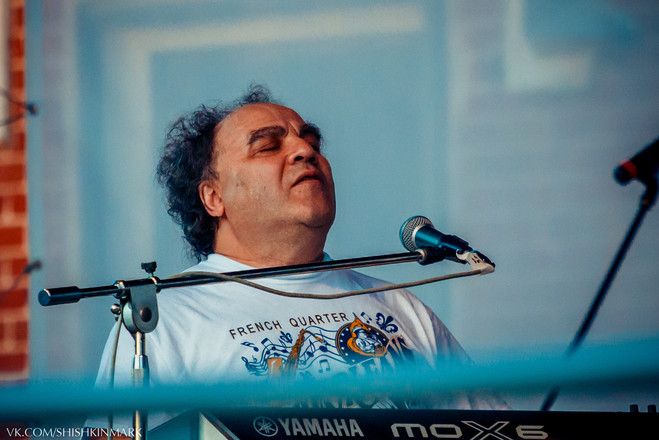 Фестиваль Усадьба Джаз пройдет в Казани 12 сентября 2015