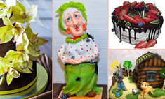 Долой диеты: самые восхитительные торты от 20 мастериц-кондитеров