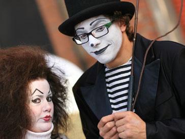 В Москве прошел цирковой праздник