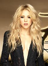 Шакира выпустила новый аромат Rock by Shakira