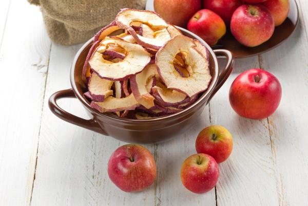 Как сушить яблоки?