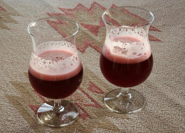 Как приготовить вишневое пиво